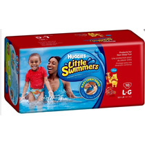 Pañales Para El Agua Little Swimmers. Ideal Para La Pileta