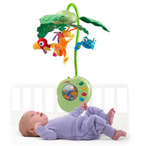Móvil Musical Fisher-price Rainforest C/control Remoto