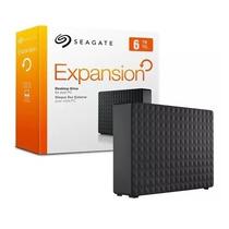 Disco Rigido Externo Seagate Expansion 6tb Usb 3.0