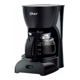 Cafetera Electrica Oster Dr5b Filtro Permanente 4 Tazas