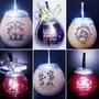 Souvenirs Mates Personalizados Con Bombilla Grandes X 10u !