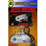 Joystick Control Super Nintendo Nuevo Snes- Local A La Calle