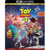 Toy Story 4 4k Ultra Hd + Blu-ray Nuevo Original Importado
