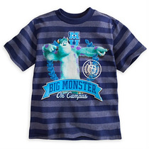 Remera Monster University. Talle4. Orig. Disney Store
