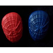 Souvenir Cumple Hombre Araña Spiderman Crayón Didáctico X 40