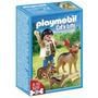Playmobil 5211 Pastor Aleman Cachorros - Jugueteria Aplausos