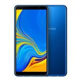 Galaxy A7 2018 Nuevos-libres-64 Gb!12 C Sin Interes!+vidrio