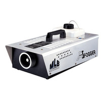Maquina De Humo Mlb Z-1200 -1200w Control Remoto Inalambrico