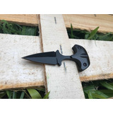 Pushdagger Collar Mini Cuchillo Navaja Negro Csgo Portable