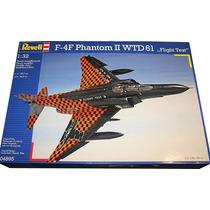 F-4f Phantom Ii Wtd 61 Revell 4895 Escala 1/32