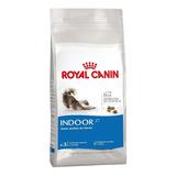 Alimento Royal Canin Feline Health Nutrition Indoor 27 Gato Adulto 1.5kg