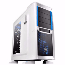 Gabinete Pc Gamer Thermaltake Chaser A41 Snow Mid Tower Usb