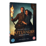 Outlander - Temporada 5 - Dvd