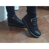 Zapatos Botitas Borcegos Botas Mujer Moda 2015 Calzados