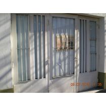 Portón Chapa 3 Hojas Usado Con Marco Para Garage. Merlo,