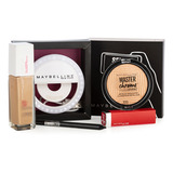 Kit Total Look Nyc + Selfie Ring De Regalo