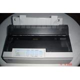 Impresora Cheques Epson Lx 300 + Ii  Usb Fac A Hectografico