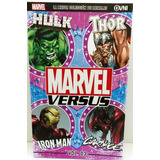 Marvel Vs Nº 03  Iron Man Spiderman Marvel
