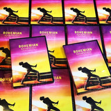 Bohemian Rhapsody Dvd Original Nuevo Extras Live Aid Stock