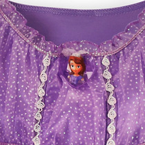 Disfraz Vestido Princesita Sofia Disney Store Original