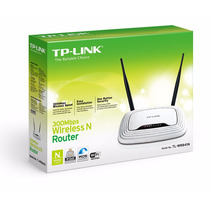 Router Wifi Tp Link Tl-wr841n 300 Mbps Wireless. Belgrano!