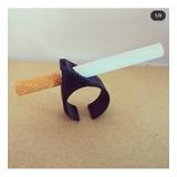 Anillo Portacigarrillo Para Videojuegos - Impresión 3d