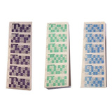 Talonarios Cartones De Bingo Descartables Loteria 1008 Talon