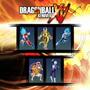 Dragon Ball Xenoverse Ps3 Dlc Triple Entrega Inmediata