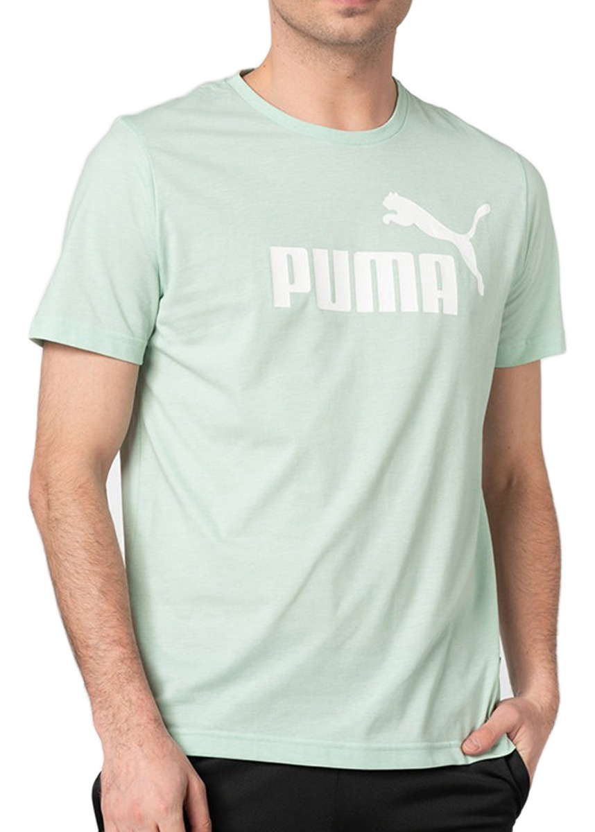 Remera Puma Moda Ess+ Heather Hombre Va