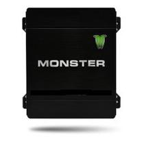 Amplificador Potencia Monster 300w12v 12 Cuotas S/int Todas
