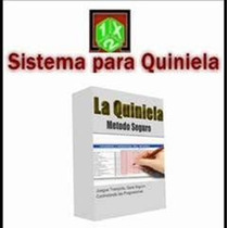 Sistema De Quiniela + 40 Sistemas De Regalo Quinielas