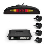 Sensor De Estacionamiento Con Display Digital