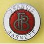 Carteles Antiguos Chapa Gruesa 50cm Francis Barnett Moto-188