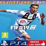 Fifa 19 Ps4 Digital Español Latino | Juga C/ Tu Usuario 1°