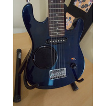 Guitarra Eléctrica Niño Stratocaster, Parlante Incorporado