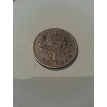 Moneda Portugal 1 Escudo 1928