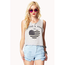 Musculosas Forever 21