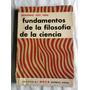 Fundamentos De La Filosofía De La Ciencia, Armando Asti Vera