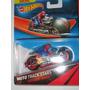 Hot Wheels Moto Track Stars Spider-man