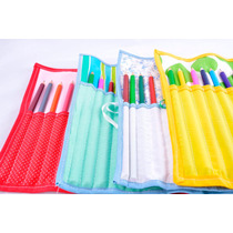 Portalapices Ideal Souvenirs Super Originales Kit X6 Uni