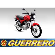 Cg No - Nueva Guerrero Gc 150 Cc