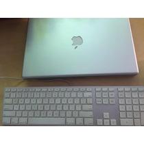 Macbook Pro 15 + Teclado Mac + Mouse Mac Inalámbrico