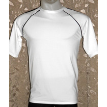 Remera Stretch Termica Deportiva Futbol Fitness Aerobic Gym