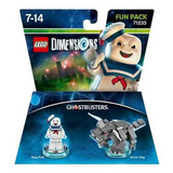 Lego Dimensions Stay Puft 71233 Fun Pack