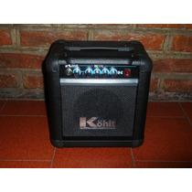 Amplificador Kohlt Guitarra Electrica 15w