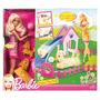 Barbie Y Su Parque De Perritos- Mattel
