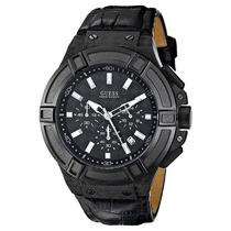 Reloj Guess W0408g1 Rigor Black Rep. Oficial Envio Gratis