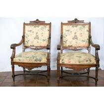 Sillones antiguos baratos sillas en muebles antiguos en mercado libre argentina - Sillas y sillones clasicos ...