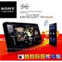 Sony Xav-602bt, Dvd-frente Desmontable-cuotas S/interes-fact