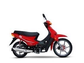 Guerrero Trip 110 Full 2020 0km Ap Motos Tipo Smash Mirage